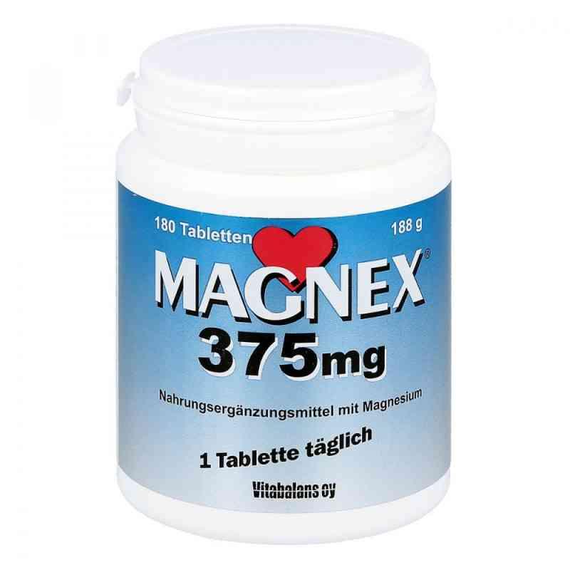 Magnex 375 mg Tabletten  bei versandapo.de bestellen