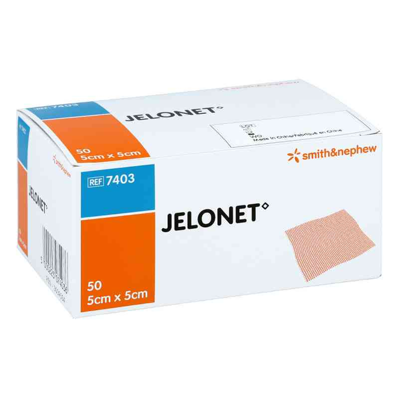 Jelonet Paraffingaze 5x5 cm Peelpack steril  bei versandapo.de bestellen