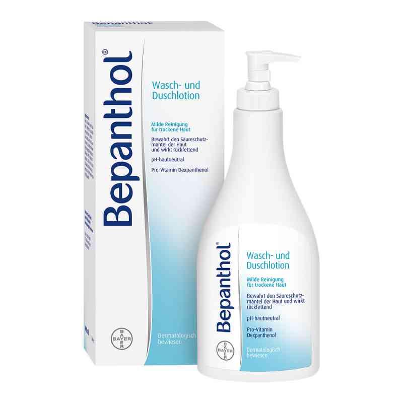 Bepanthol Wasch-u.duschlotion Spender  bei versandapo.de bestellen