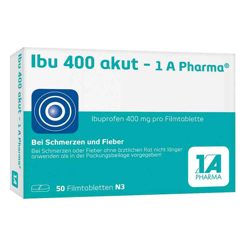 Ibu 400 akut-1A Pharma  bei versandapo.de bestellen