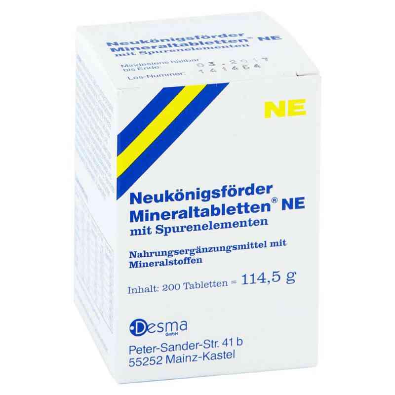 Neukönigsförder Mineraltabletten Ne  bei versandapo.de bestellen