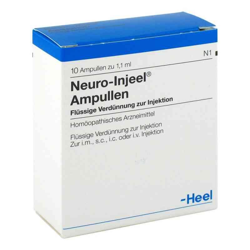 Neuro Injeel Ampullen  bei versandapo.de bestellen