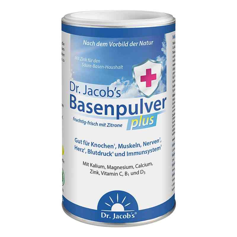 Basenpulver plus Doktor jacob's  bei versandapo.de bestellen