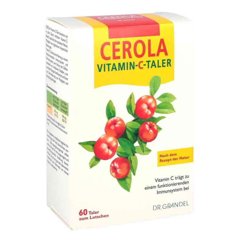 Cerola Vitamin C Taler Grandel  bei versandapo.de bestellen