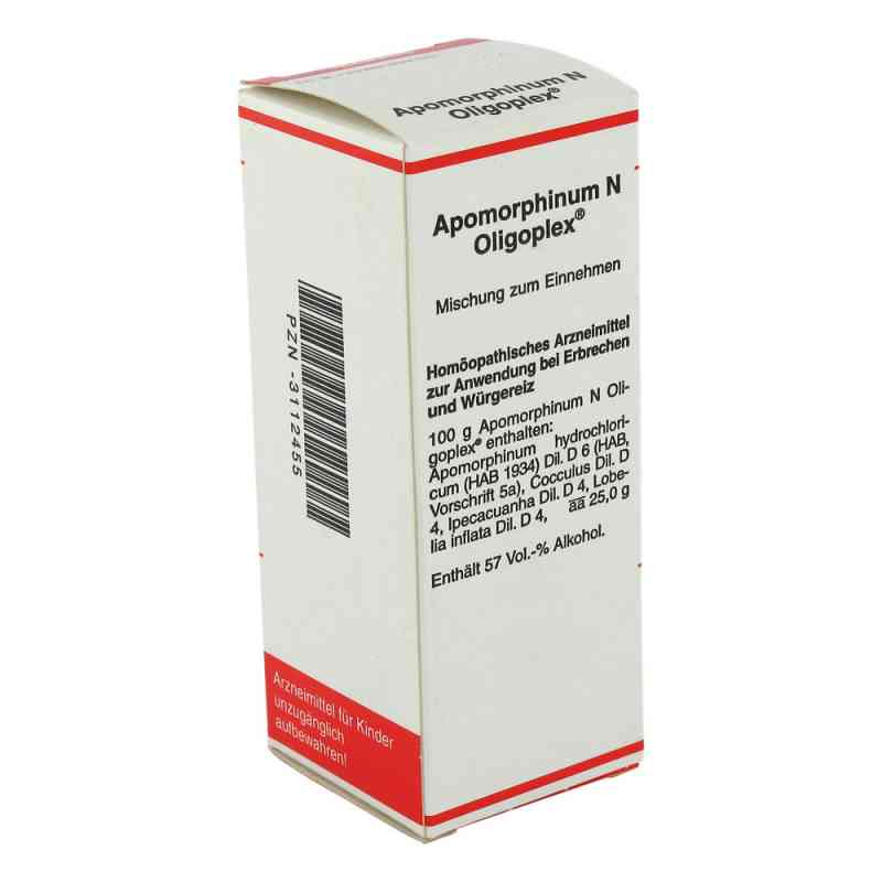Apomorphinum N Oligoplex Tropfen  bei versandapo.de bestellen