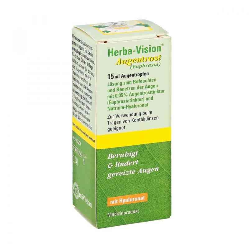 Herba-vision Augentrost Augentropfen  bei versandapo.de bestellen