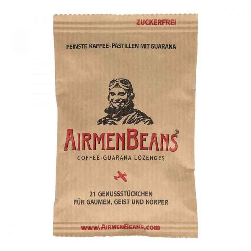 Airmenbeans feinste Kaffee Pastillen mit Guarana  bei versandapo.de bestellen