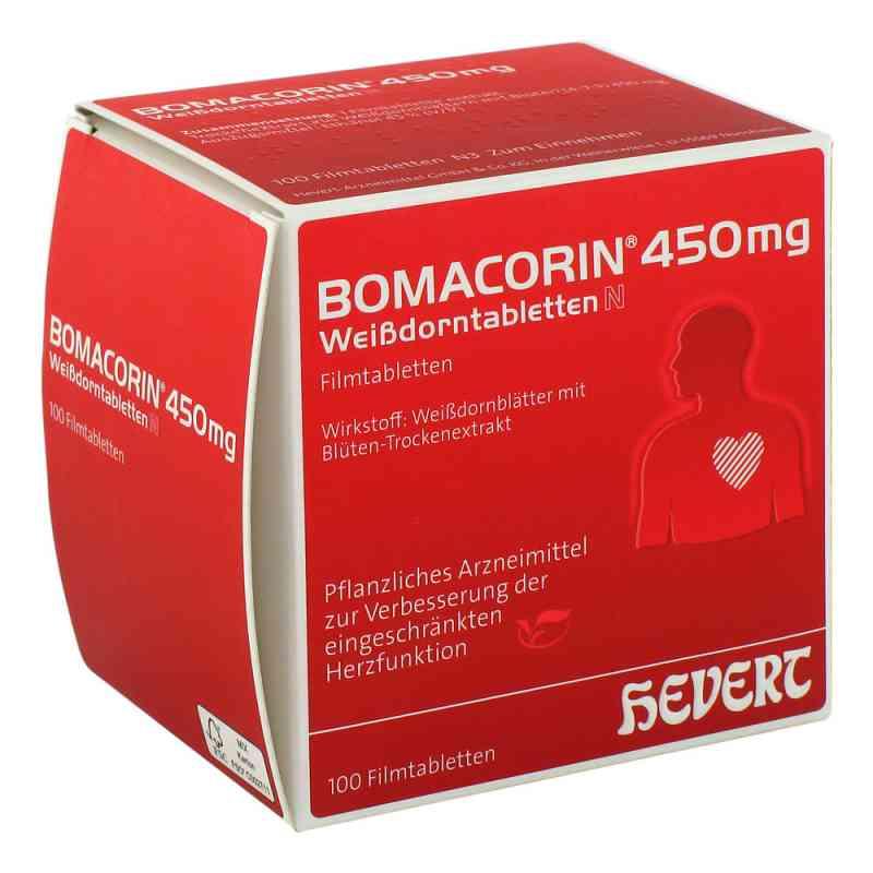 Bomacorin 450mg Weißdorntabletten N  bei versandapo.de bestellen