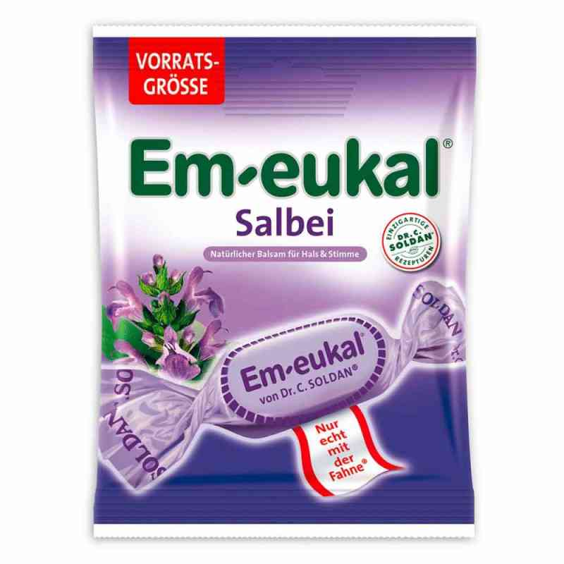 Em Eukal Bonbons Salbei zuckerhaltig  bei versandapo.de bestellen