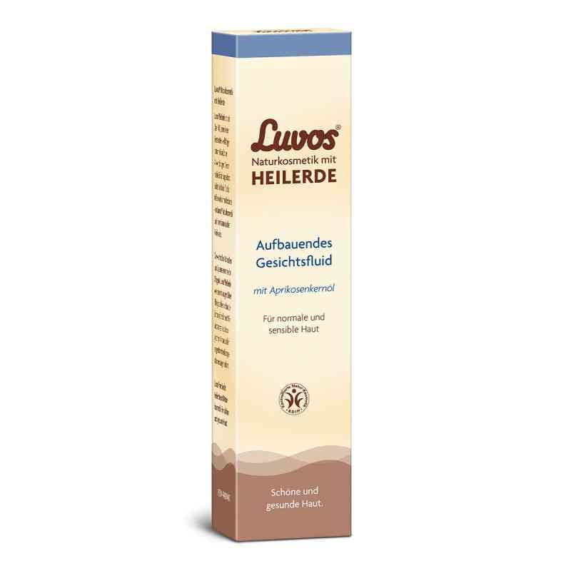 Luvos Gesichtsfluid Basispflege aufbauend  bei versandapo.de bestellen