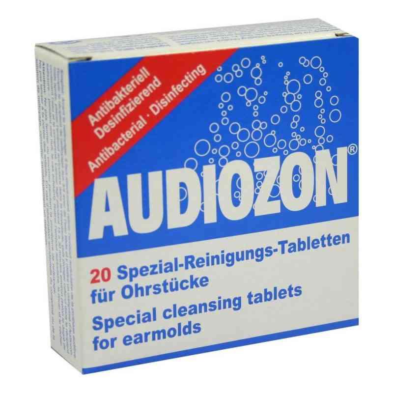 Audiozon Spezial-reinigungs-tabletten  bei versandapo.de bestellen