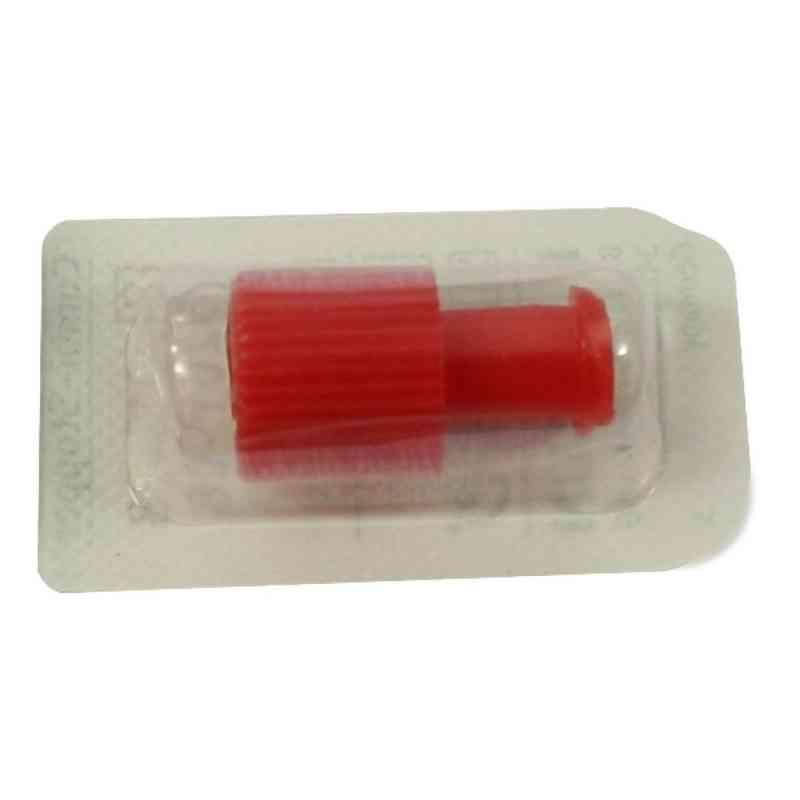 Infusionszubehör Verschlusskonus Combi rot  bei versandapo.de bestellen