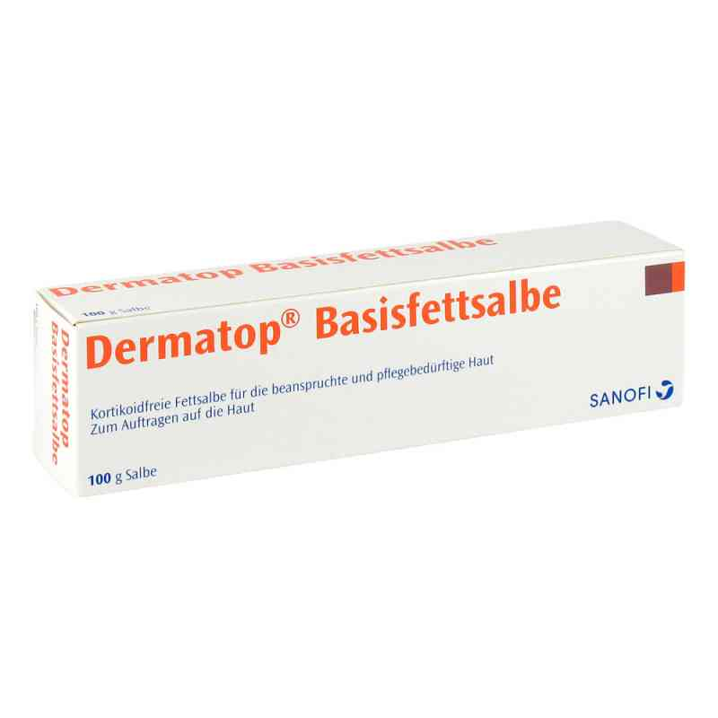 Dermatop Basisfettsalbe  bei versandapo.de bestellen