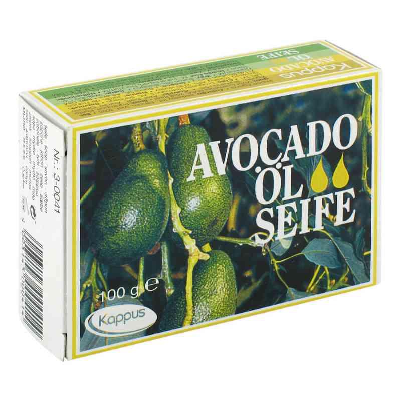 Kappus Avocado öl Seife  bei versandapo.de bestellen