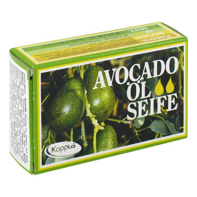 Kappus Avocado öl Seife Warenprobe  bei versandapo.de bestellen
