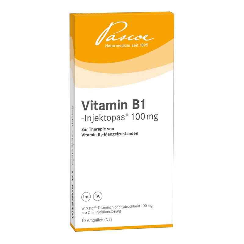 Vitamin B1 Injektopas 100 mg Injektionslösung  bei versandapo.de bestellen