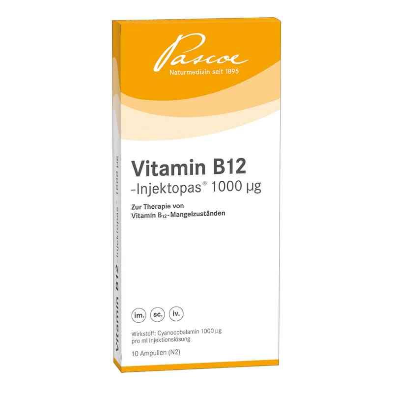 Vitamin B12 Injektopas 1000 [my]g Injektionslösung  bei versandapo.de bestellen