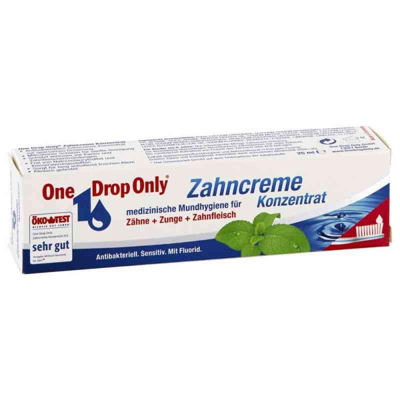 One Drop Only Zahncreme Konzentrat  bei versandapo.de bestellen