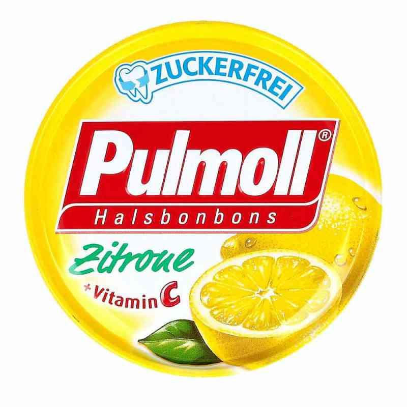 Pulmoll Hustenbonbons Zitrone + Vitamine c zf.  bei versandapo.de bestellen
