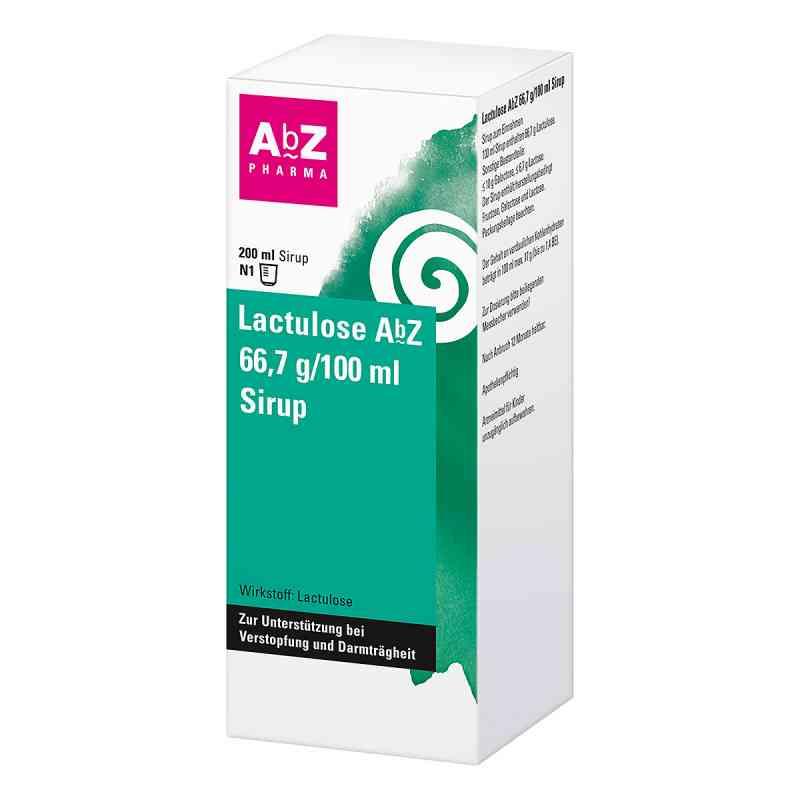 Lactulose AbZ 66,7g/100ml  bei versandapo.de bestellen