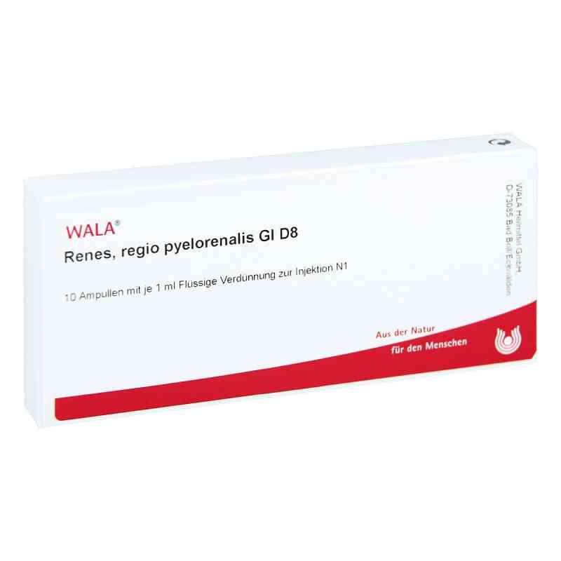 Renes Regio Pyelorenal Gl D 8 Ampullen  bei versandapo.de bestellen