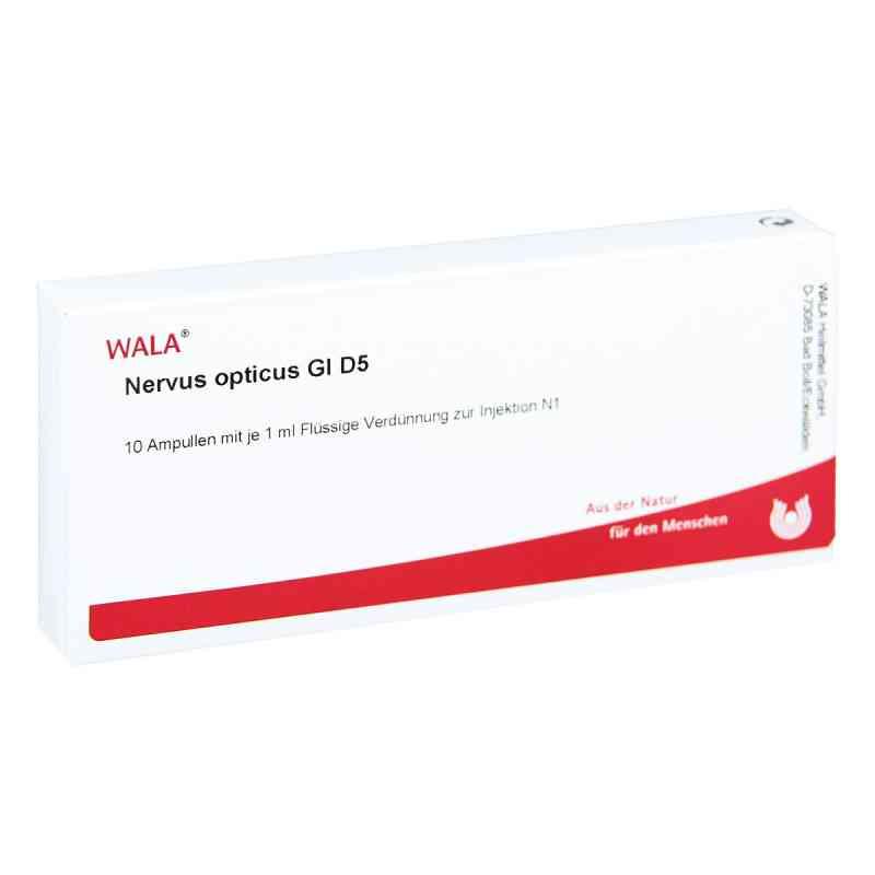 Nervus Opticus Gl D 5 Ampullen  bei versandapo.de bestellen