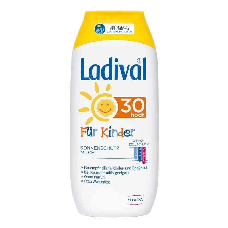 Ladival Kinder Sonnenmilch Lsf 30  bei versandapo.de bestellen