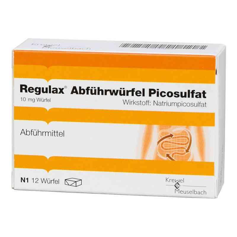 Regulax Abführwürfel Picosulfat  bei versandapo.de bestellen