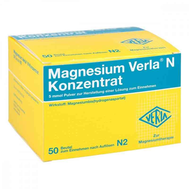 Magnesium Verla N Konzentrat  bei versandapo.de bestellen