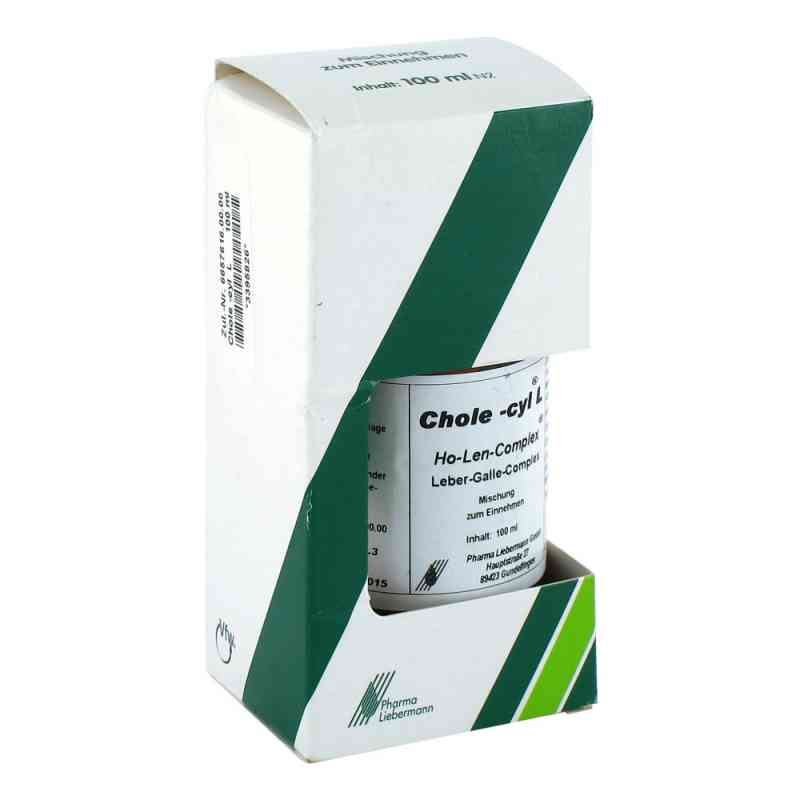 Chole-cyl L Ho Len Complex Tropfen  bei versandapo.de bestellen