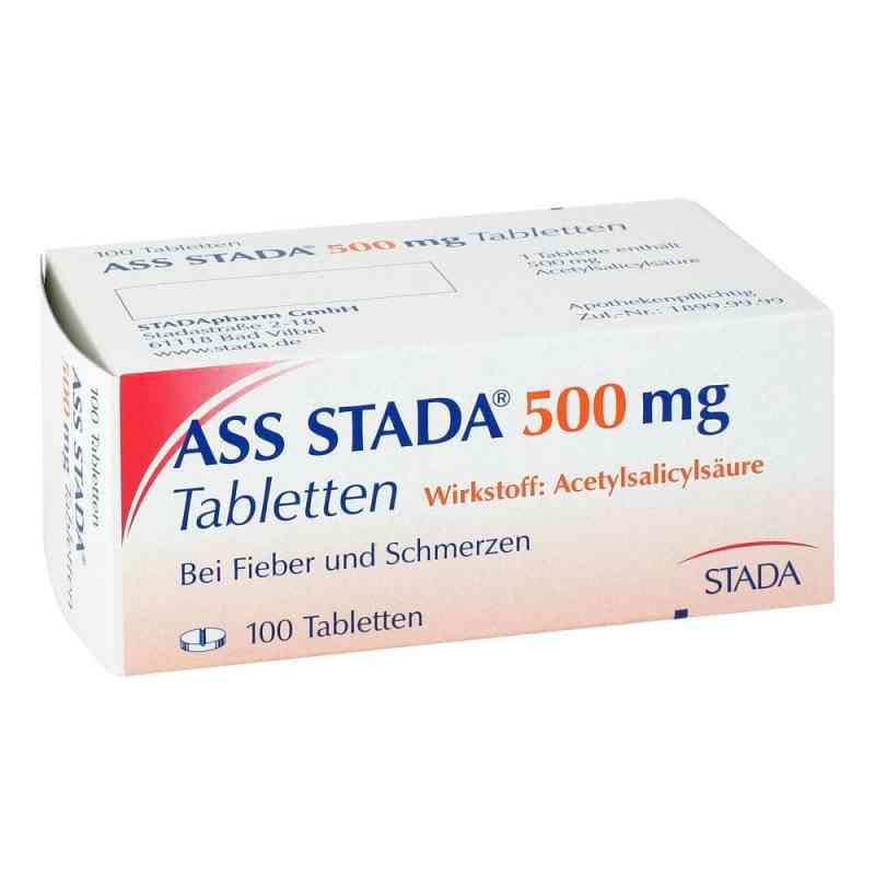 ASS STADA 500mg  bei versandapo.de bestellen