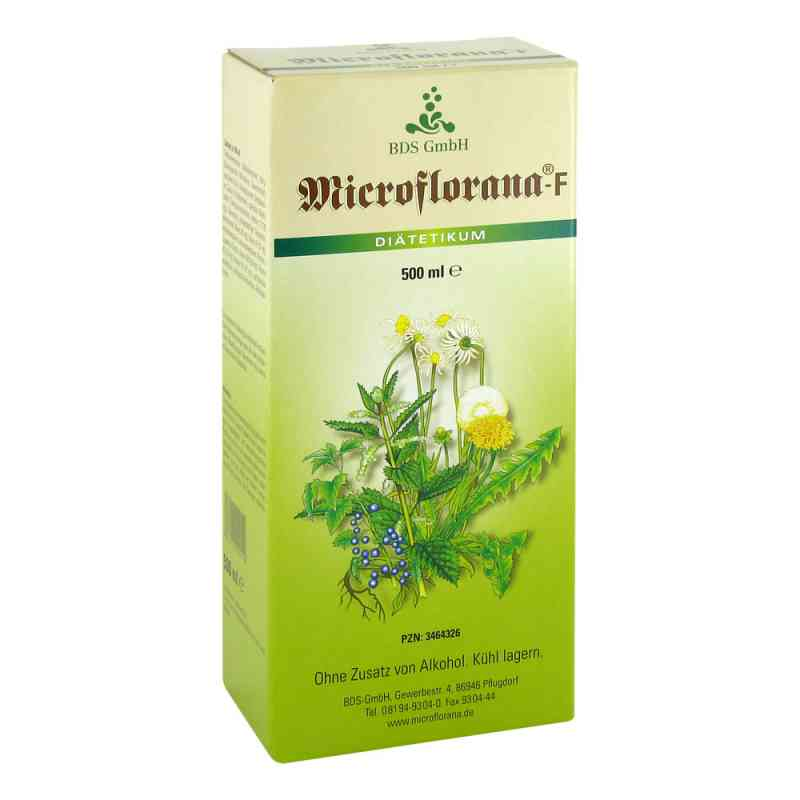 Microflorana F Fluid  bei versandapo.de bestellen