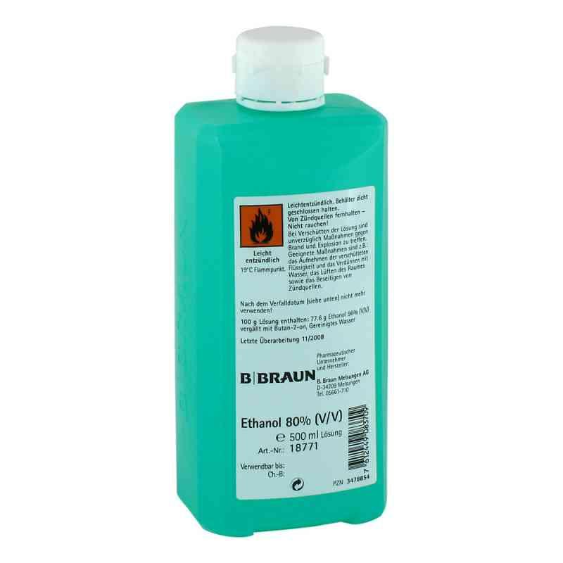 Ethanol 80% V/v Hyg.hände  bei versandapo.de bestellen