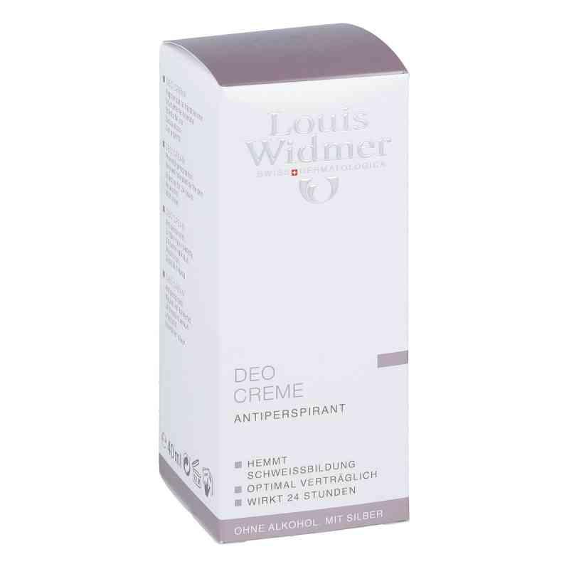 Widmer Deo Creme leicht parfümiert  bei versandapo.de bestellen