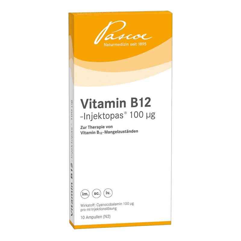Vitamin B12 Injektopas 100 [my]g Injektionslösung  bei versandapo.de bestellen