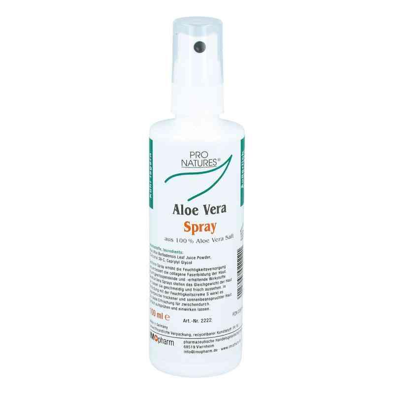 Aloe Vera 100% pur pro Natur Spray  bei versandapo.de bestellen