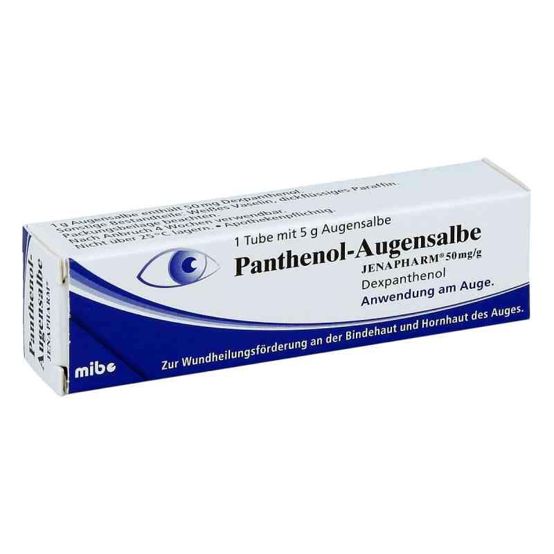 Panthenol Augensalbe Jenapharm  bei versandapo.de bestellen