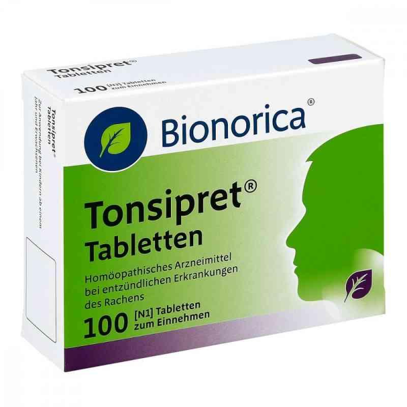 Tonsipret Tabletten  bei versandapo.de bestellen