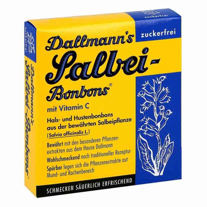 Dallmann's Salbeibonbons zuckerfrei  bei versandapo.de bestellen