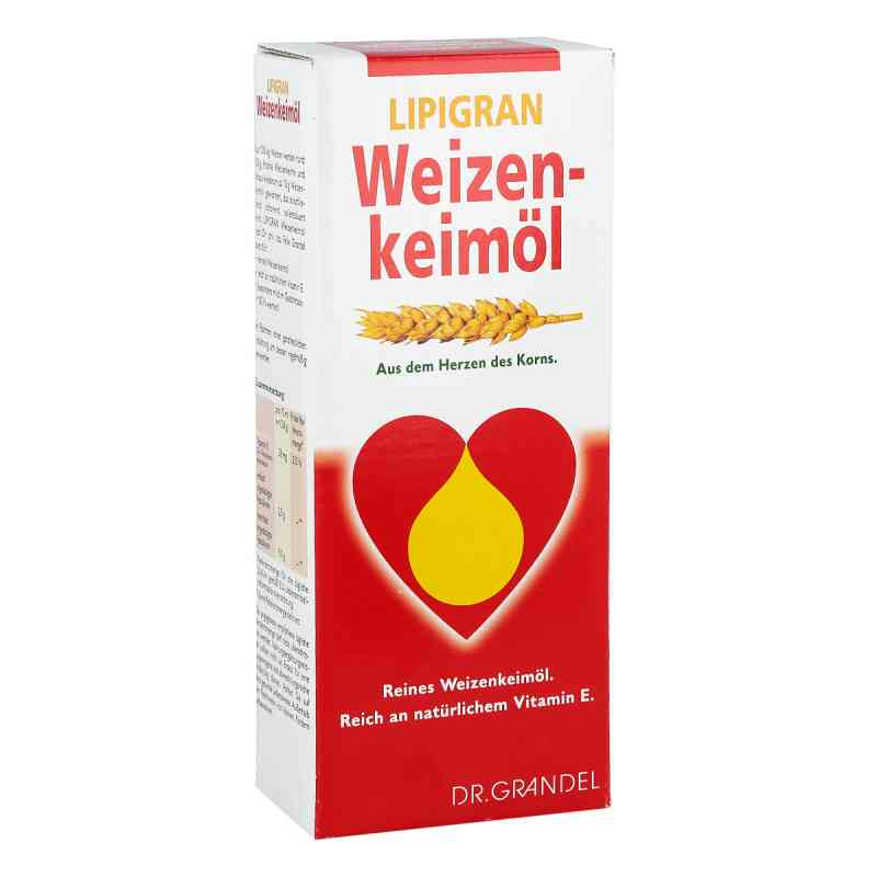 Weizenkeimöl Lipigran Grandel  bei versandapo.de bestellen
