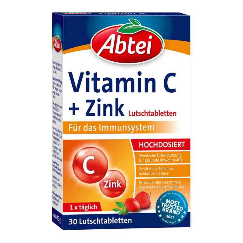 Abtei Vitamin C plus Zink Lutschtabletten  bei versandapo.de bestellen