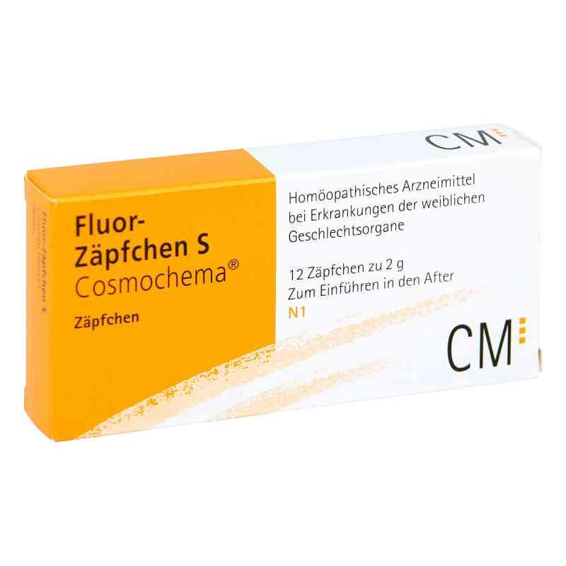Fluorzäpfchen S Cosmochema  bei versandapo.de bestellen
