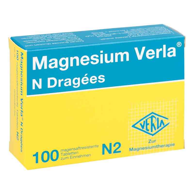 Magnesium Verla N Dragees  bei versandapo.de bestellen