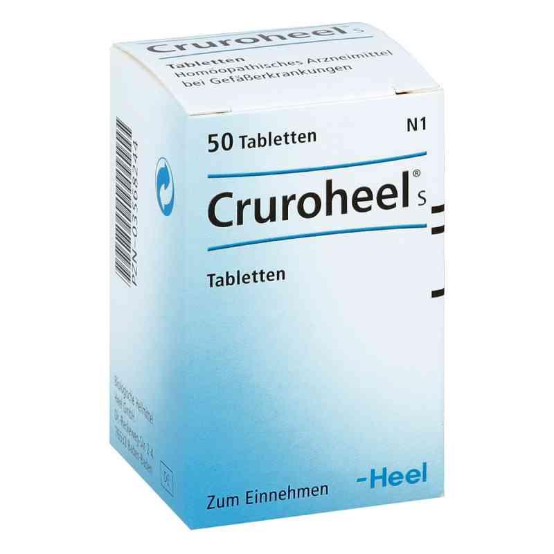 Cruroheel S Tabletten  bei versandapo.de bestellen