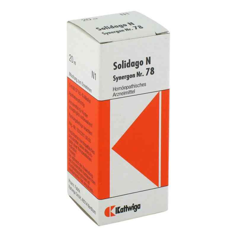 Synergon 78 Solidago N Tropfen  bei versandapo.de bestellen
