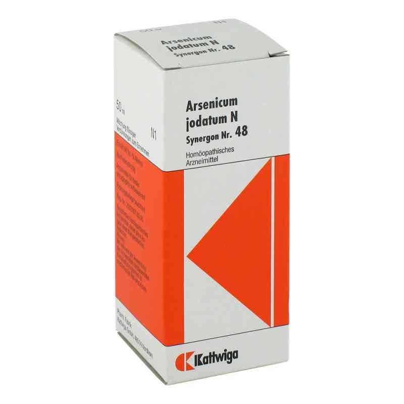 Synergon 48 Arsenum jodatum N Tropfen  bei versandapo.de bestellen