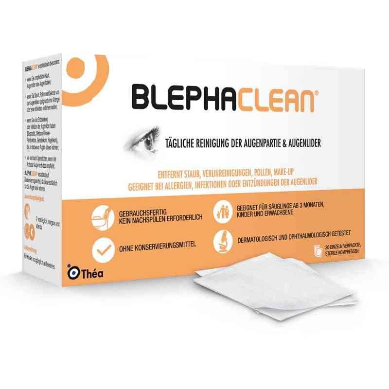 Blephaclean Kompressen sterile  bei versandapo.de bestellen