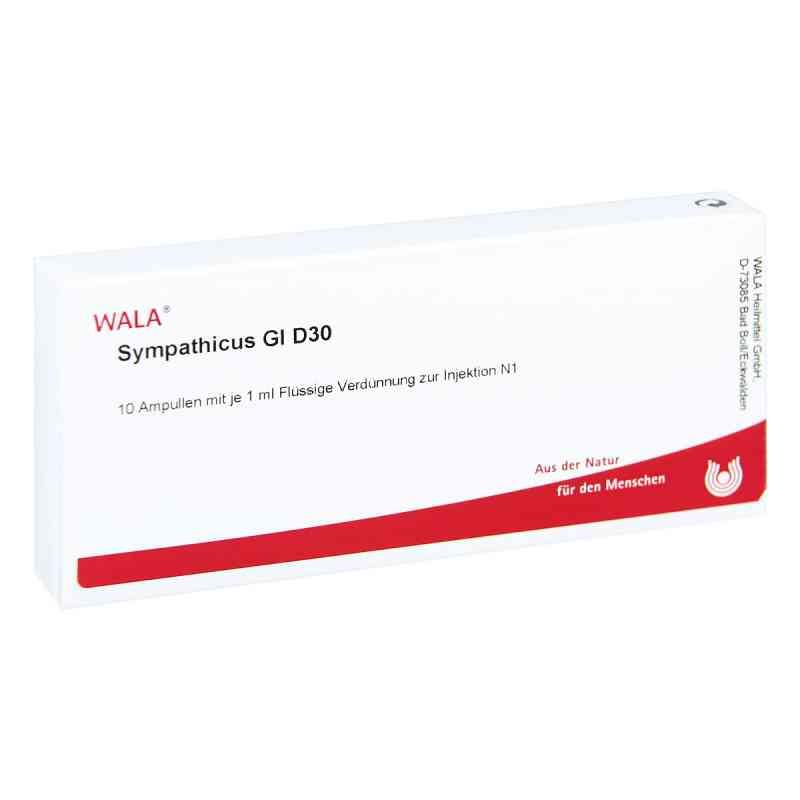 Sympathicus Gl D 30 Ampullen  bei versandapo.de bestellen