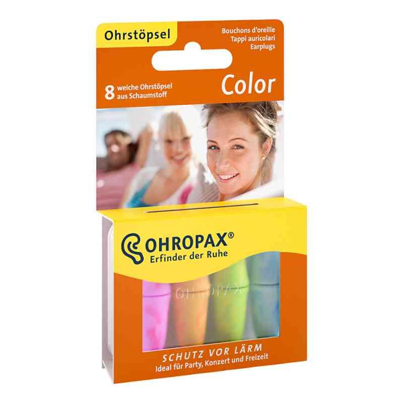 Ohropax Color Schaumstoff Stöpsel  bei versandapo.de bestellen