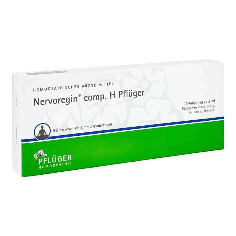 Nervoregin compositus H Pflüger Ampullen  bei versandapo.de bestellen